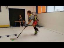 Embedded thumbnail for Skatemill Hradec Králové - 9 let, práce s pukem II